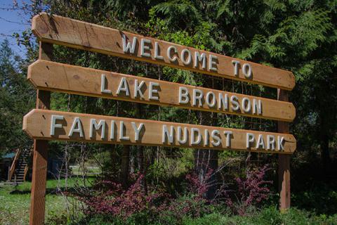 Lake bronson family nudist park agree, remarkable